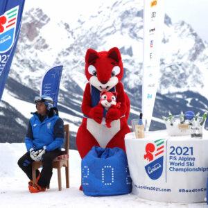 Mondiali di Sci Alpino Cortina 2021 ©Pentaphoto