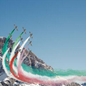 Inaugurazione Mondiali di Sci Alpino Cortina 2021 ©Pentaphoto