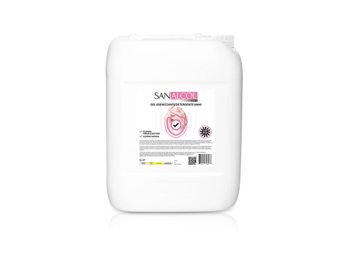 Sanalcol 5 L